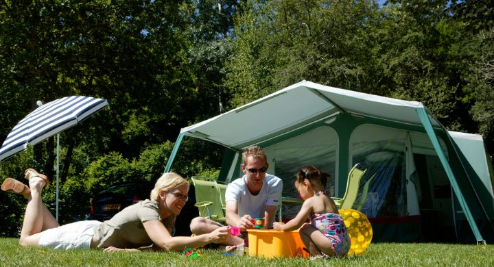 Emplacements camping Le Moulin du Roch